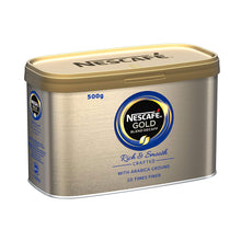 Nescafe Gold Blend Decaff 500g Rich Smooth Arabica Robusta Beans Decaffeinated