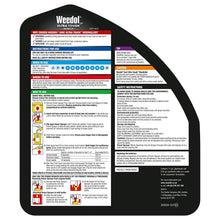 Weedol Ultra Tough Weedkiller Refill for Power Sprayer 5L Kills Deep Rooted Weeds Fast Acting