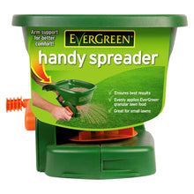 Scotts EverGreen Handy Spreader For Garden Lawn Grass Feed Seed Fertiliser Salt