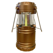 AMOS Super Bright Tac Lantern 3W LED Collapsible Lamp Portable Outdoor Camping Light