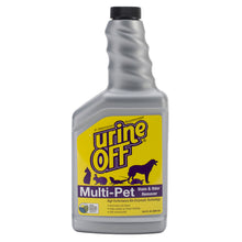 Urine Off Multi-Pet Spray 500ml Animal Odour Stain Remover Cleaner Solution
