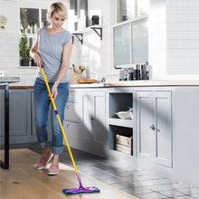 JML X-Power Mop Microfibre Moisture Pet Hair Dust Sweeper Versatile Flexible