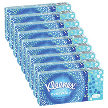 Kleenex Everyday Tissues 8 Packs Soft Facial Pocket Travel - 9 Tissues Per Pack