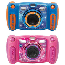 VTech Kidizoom Duo 5.0 Camera Blue Pink 5MP 3+ Years 2 Lenses Photo Video Selfie