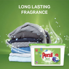 Persil 3 In 1 Bio Capsules Tabs Pods 38 Washes Removes Stains Reduces Bobbles