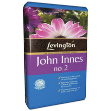 Levington John Innes No.2 Compost 25 Litres Repotting Pot Plants Flower Soil Mix