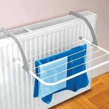 Laundry Mate Radiator Airer Deluxe Rack Clothes Washing Drying Indoor Hanging