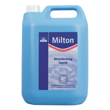Milton Professional Disinfecting Fluid 5L Cleaning