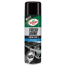 Turtle Wax Fresh Shine New Car 500ml Spray 8 Day Air Freshener 51787
