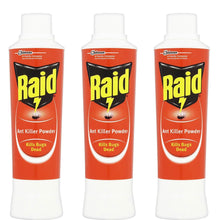 Raid Ant and Cockroach Killer Powder Crawling Insects Continuous Protection 250g
