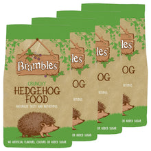 Brambles Crunchy Hedgehog Food 2KG Wild Animal Fry Feed Nutrients Minerals