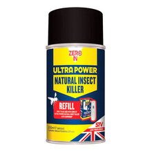 STV Zero In Ultra Power Natural Insect Killer Auto Dispenser & Refill 200ml