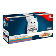 Purina Gourmet Perle Chef's Collection Mini Fillets in Gravy 60 x 85g Pouches