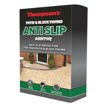 Thompsons Patio & Block Paving Anti Slip Additive 200g Outdoor Drive
