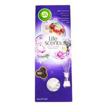Air Wick Life Scents Mystical Garden Reed Diffuser Fragrance Air Freshener