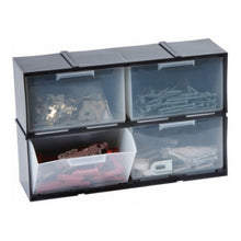 Garland 4 Tilt Drawer Cabinet Durable Organiser Removable Drawers Wall Mountable