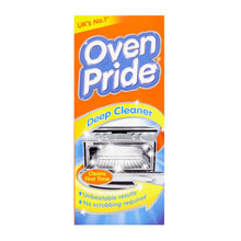 Oven Pride Deep Cleaner 500ml UK No 1 First Time Clean No Scrubbing Oven Kit