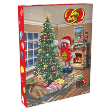 Jelly Belly Advent Calendar 240g Decorating The Christmas Tree 24 x Jelly Beans Bags Sachets