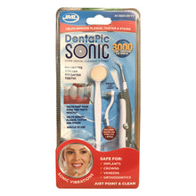 JML DentaPic Sonic Home Dental Cleaning System Healthy White Brighter Teeth