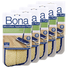 Bona Microfiber Applicator Pad for Bona Spray Mop Polish Refresher Wipe CA101025