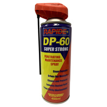 Rapide DP60 Super Strong Spray 400ml w/ Nozzle Penetrating Maintenance Lubricant