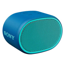 Sony Speaker XB01 - Blue Wireless Bluetooth Compact Mini Portable Extra Bass