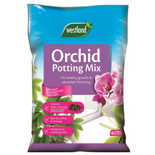 Westland Orchid Potting Mix 4L Healthy Growth Special Blend Seramis Enriched
