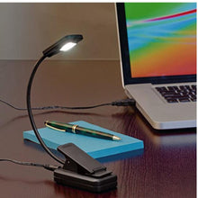 OttLite LED Laptop Book Reading Light with Smart Connect