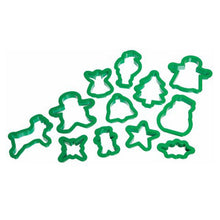 Kitchen Craft Lets Make Christmas Cookie Cutters 12 Piece Set Baking