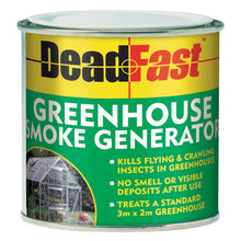 Dead Fast Greenhouse Smoke Generator Fumigator Kills Flying Crawling Insects
