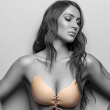 JML Star Bra Nude Backless Strapless Adjustable Comfortable Cleavage Control