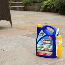 Brintons Patio Magic! Ready To Use Spray 5L Kills Mould Algae Lichens Battery Powered