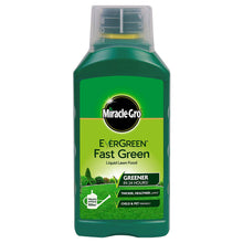Miracle Gro Evergreen Fast Green Liquid Lawn Food 1L Fertiliser Greener Thicker Healthier Lawn