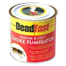 Dead Fast Garage & Loft Smoke Fumigator Kills Flying Crawling Insects Wasps
