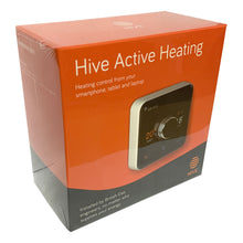 Hive Active Heating Thermostat Smart Home Control w/ Professional Installation Details Enclosed