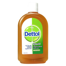 Dettol Antiseptic Chloroxylenol Liquid 500ml First Aid Medical Hygiene Clean