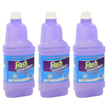 Flash Power Mop Sea Minerals 1.25L Refill Replacement Cleaning Solution Liquid