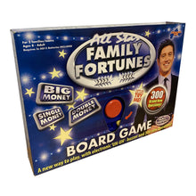 Drumond Park All Star Family Fortunes Board Game Electronic Uh-Uh Buzzer Ages 8+