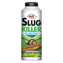 Doff Slug Killer Blue Mini Pellets 800g Fast Effective Slug Snail Control Metaldehyde Bitrex