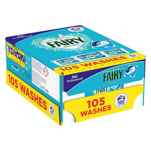 Fairy Non Bio Pods 105 Washes Laundry Detergent Liquitab Capsules Kind To Skin