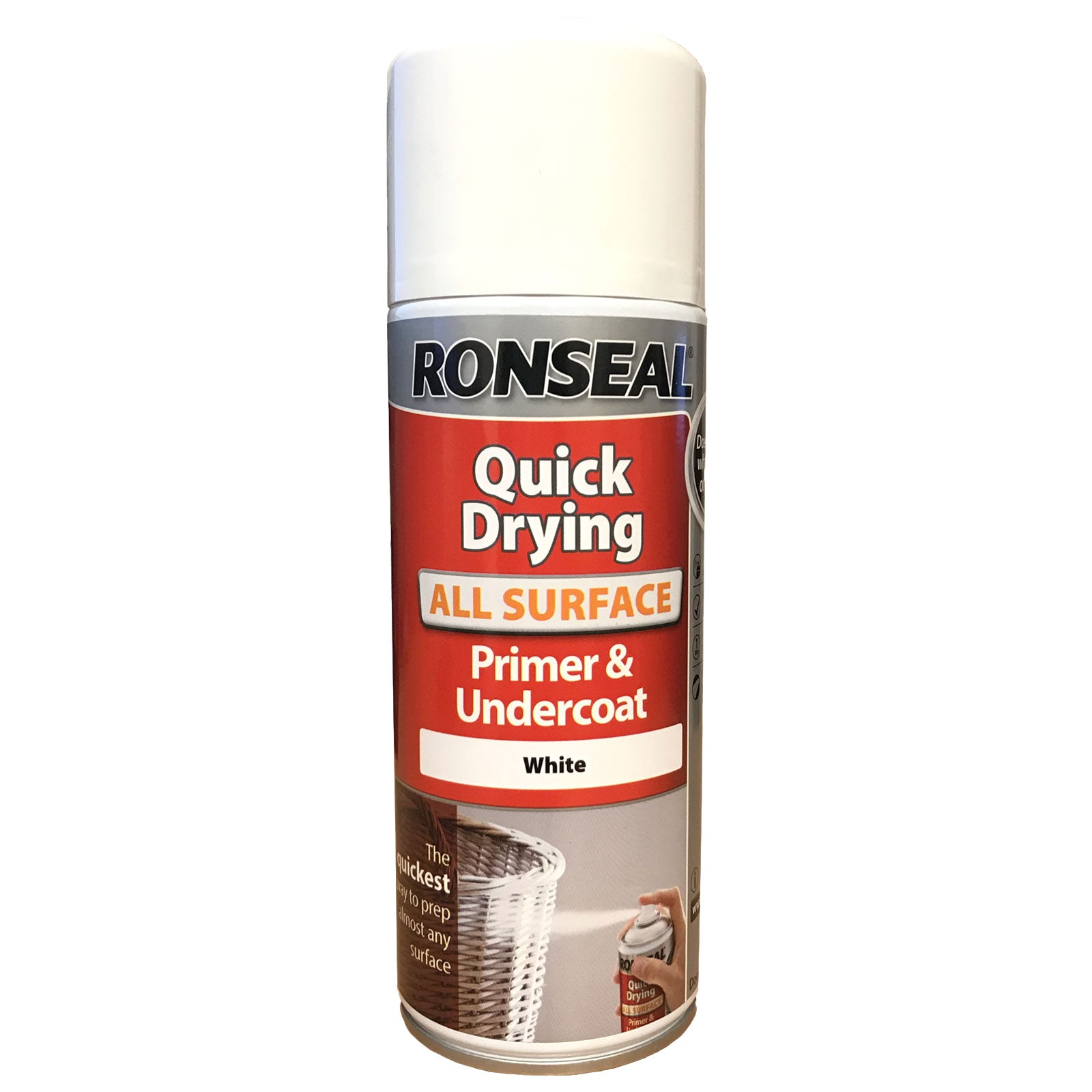 Ronseal All Purpose Quick Dry Primer & Undercoat White ...