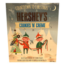 Hersheys Cookies & Creme Advent Calendar Countdown American Chocolate Fun Kids