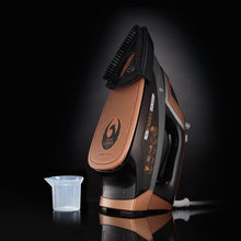 JML Phoenix Copper Pro Iron : Ceramic Coated Soleplate Continuous Steam Iron