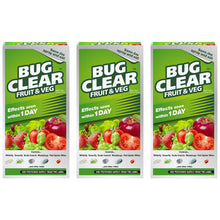 Bug Clear Fruit & Veg 250ml Bottle Liquid Concentrate Insecticide