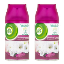 Air Wick Freshmatic Refill 250ml Smooth Satin & Moon Lily Air Freshener