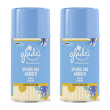 Glade Automatic Spray Sparkling Wonder Winter Flowers 269ml Air Freshener