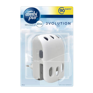 Ambi Pur 3Volution Plug In Electric 3 in 1 Home Fragrance Diffuser Unit
