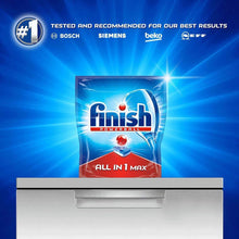 Finish Powerball All In 1 Max 80 Pack Dishwasher Tabs Powerful Clean