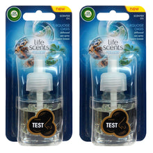 Air Wick Life Scents Oil Refill Turquoise Oasis 19ml Plug In Air Freshener