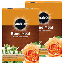 Miracle-Gro Bone Meal Natural Root Builder 1.5kg Plant Food Feed Grow Healthier